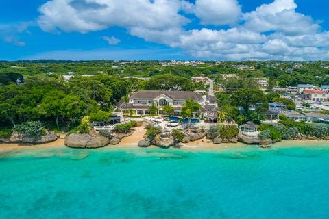 10 bedroom villa - St. James, Mount Standfast, Barbados