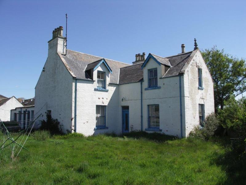 Low Barnultoch Lochans Stranraer Dg9 Detached House 163