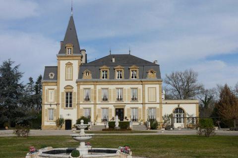 10 bedroom castle - Occitanie, Haute-Garonne, France