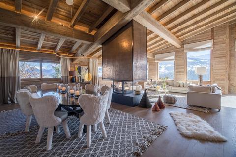 7 bedroom chalet - France, Haute-Savoie