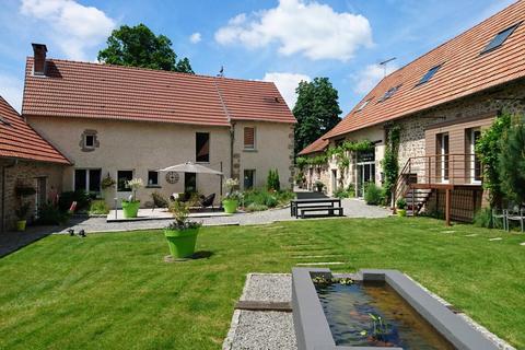 10 bedroom house - Nouvelle-Aquitaine, Creuse, Aquitaine, France