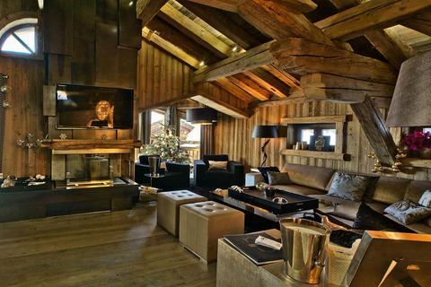4 bedroom chalet - France, Savoy