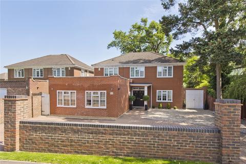 4 bedroom detached house for sale - Oatlands Chase, Weybridge, Surrey, KT13