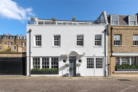 4 bedroom terraced house for sale - Cresswell Place, London, SW10