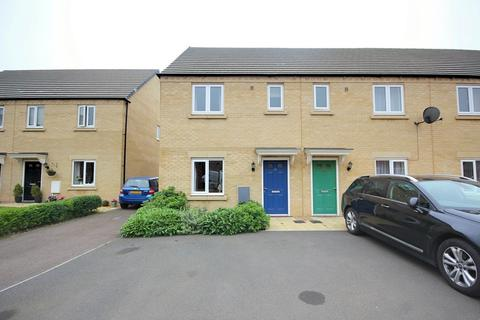 2 bedroom semi-detached house to rent - Cornflower Crescent, Barleythorpe