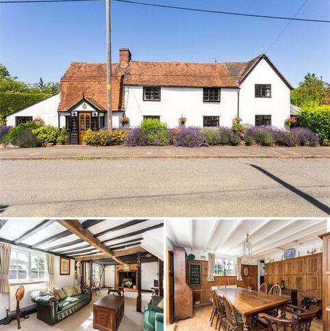 5 bedroom detached house for sale - Braintree Road, Little Waltham, Chelmsford, CM3