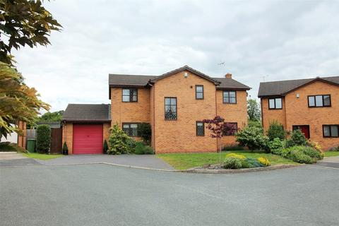 4 bedroom detached house for sale - Ffordd Ystrad, Coed Y Glyn, Wrexham, LL13