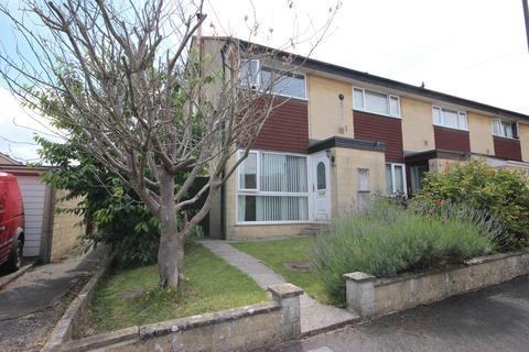 3 bedroom end of terrace house for sale - Hillcrest Drive, Southdown, Bath