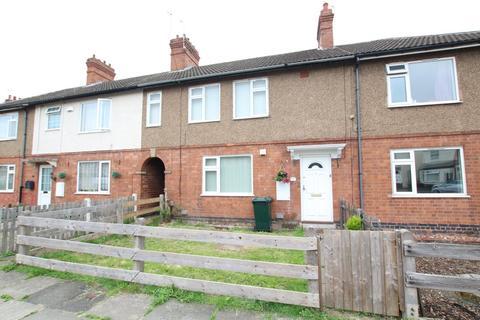 4 bedroom terraced house to rent - Uxbridge Avenue, Coventry
