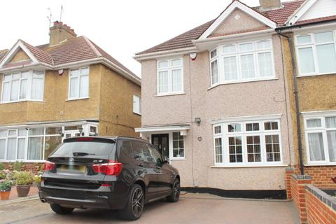 3 bedroom end of terrace house for sale - Brinsley Road, Harrow Weald