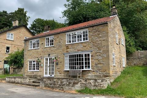 3 bedroom cottage for sale - The Old Reading Room, High Street, Lastingham, YO62 6TQ