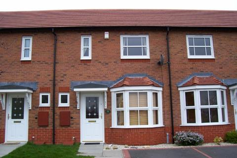 2 bedroom terraced house to rent - Fox Close, Four Oaks