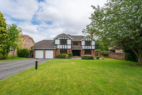 4 bedroom detached house for sale - Middle Drive, Darras Hall, Ponteland, Newcastle upon Tyne