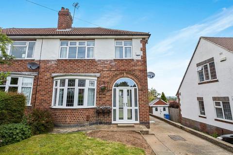 3 bedroom semi-detached house for sale - Princes Drive, Littleover, Derby