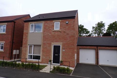 3 bedroom link detached house for sale - Moorfield Drive, Killingworth Village - Three Bedrooms