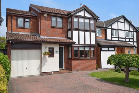 4 bedroom detached house for sale - Kemberton Drive, Farnworth