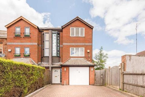3 bedroom mews for sale - Vivian Road, Harborne, Birmingham, West Midlands, B17 0DJ