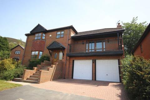 4 bedroom detached house for sale - Parc Moel Lus, Penmaenmawr