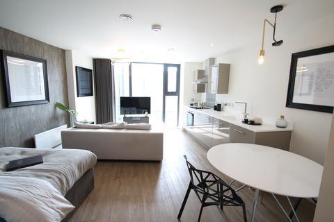 Studio to rent - The Bank , 60 Sheepcote Street, Edgbaston