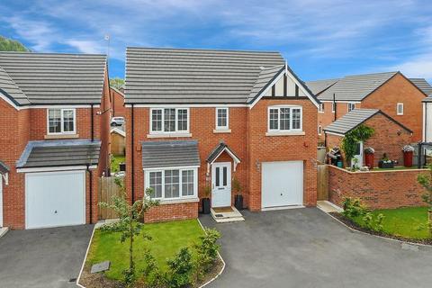 5 bedroom detached house for sale - Argent Close, Shavington