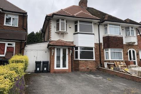3 bedroom semi-detached house for sale - Colebourne Road, Birmingham