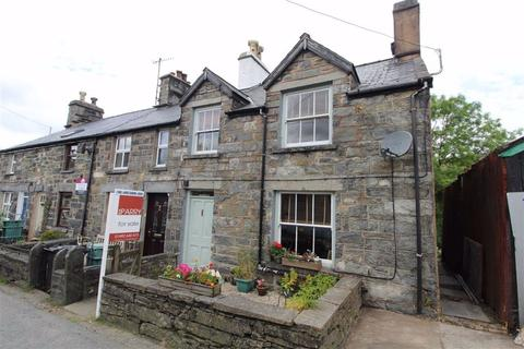 3 bedroom end of terrace house for sale - Penmachno