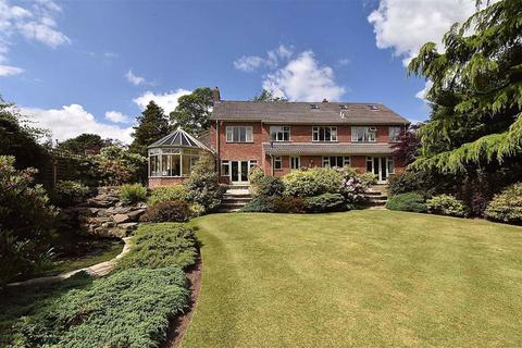5 bedroom detached house for sale - Oldhams Rise, Tytherington, Macclesfield