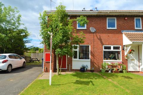2 bedroom end of terrace house for sale - Newman Way, Rednal, Birmingham, B45