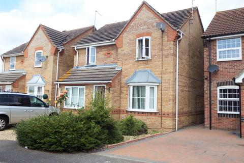 3 bedroom detached house for sale - Stephenson Close, Boston, PE21