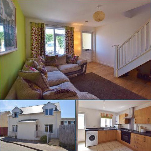 2 bedroom semi-detached house for sale - Rose Avenue, Merlins Bridge, Haverfordwest