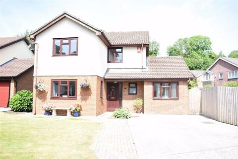 4 bedroom detached house for sale - Glengower Close, Mumbles, Swansea