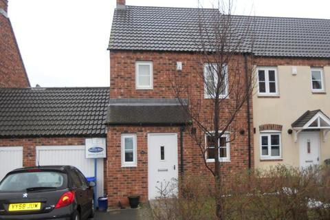 3 bedroom terraced house to rent - 54 Waltheof Road, Parklands, Sheffield