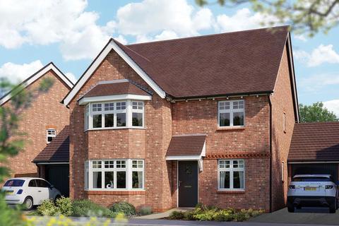 5 bedroom detached house for sale - Saxon Lea, Hind Heath Road