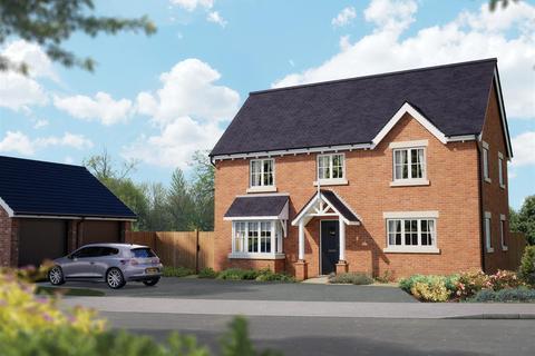 4 bedroom detached house for sale - Saxon Lea, Hind Heath Road