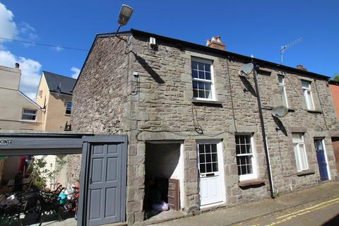 2 bedroom end of terrace house for sale - Little Free Street, Brecon, LD3