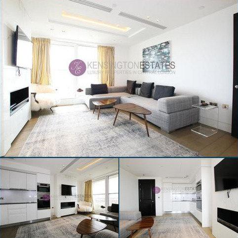 2 bedroom apartment to rent - 375 Kensington High Street, London W14