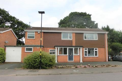4 bedroom detached house for sale - Overton Close, Hall Green, Birmingham