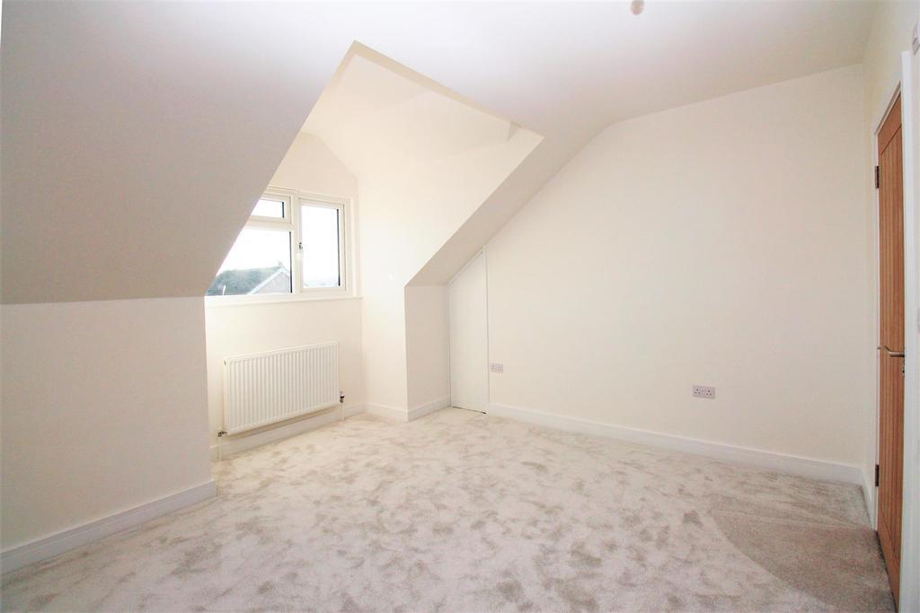 Master Bedroom with En Suite + Storage Room