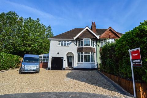 4 bedroom semi-detached house to rent - Bristol Road South, Northfield, Birmingham