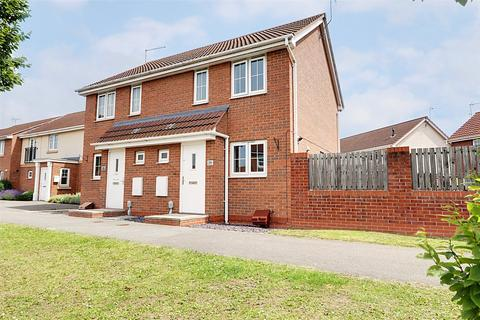 2 bedroom semi-detached house for sale - Pasture View, Kingswood, Hull, East Yorkshire, HU7