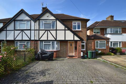 4 bedroom semi-detached house for sale - Wimborne Avenue, REDHILL, RH1 5AG