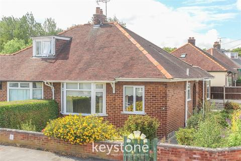 2 bedroom semi-detached bungalow for sale - Caernarvon Close, Shotton, Deeside. CH5 1AS