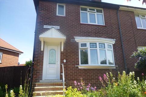3 bedroom semi-detached house for sale - HARTFORD ROAD, HYLTON LANE ESTATE, Sunderland South, SR4 8DE