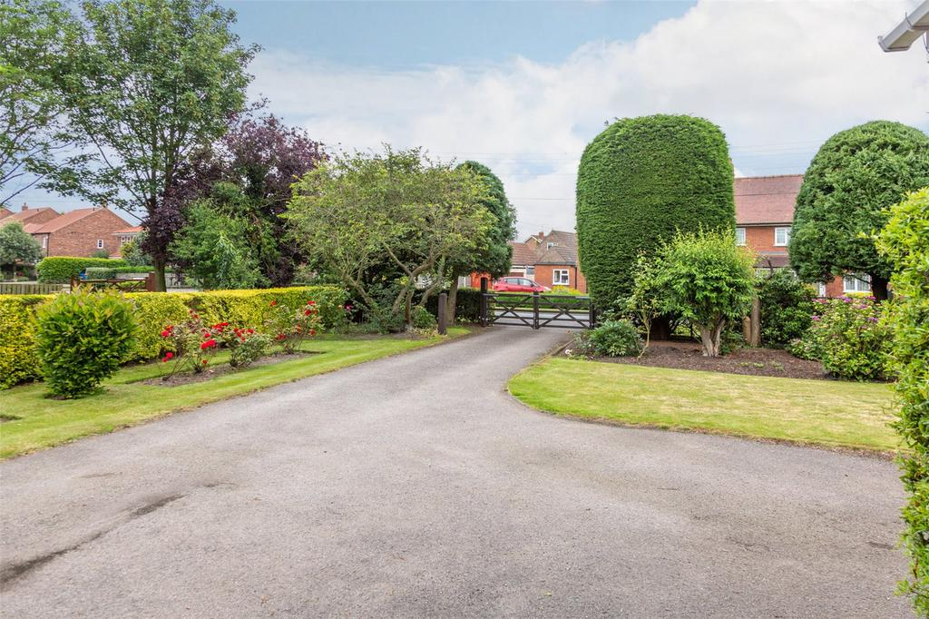 Green Lane North Duffield Selby Yo8 2 Bed Bungalow For