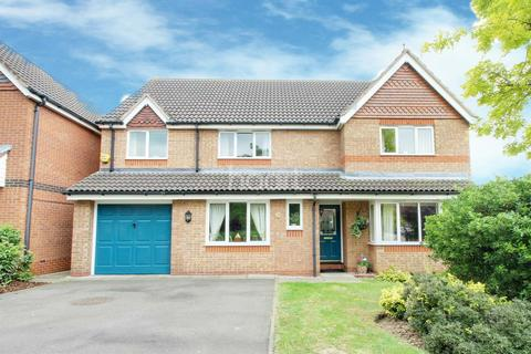 5 bedroom detached house for sale - Sherard Way, Thorpe Astley, Leicester