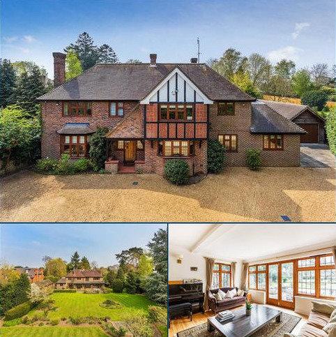 4 bedroom detached house for sale - Boughton Hall Avenue, Send, Woking, Surrey, GU23