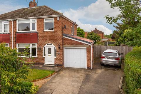 3 bedroom semi-detached house for sale - Eastholme Drive, York, YO30