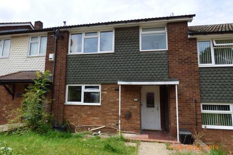 3 bedroom terraced house for sale - Fermor Crescent, Luton, Bedfordshire, LU2 9LN