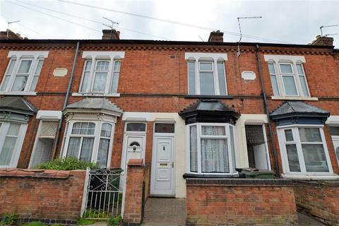 2 bedroom terraced house to rent - Bassett Street, Wigston, LE18 4PD