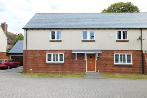 4 bedroom semi-detached house for sale -  Old Rectory Mews, Hamworthy, Poole, BH15